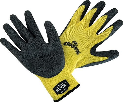 Mr Crappie Fishing Gloves XL BU11013