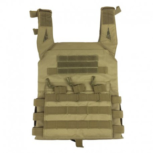 Firepower Plate Carrier - Coyote Brown