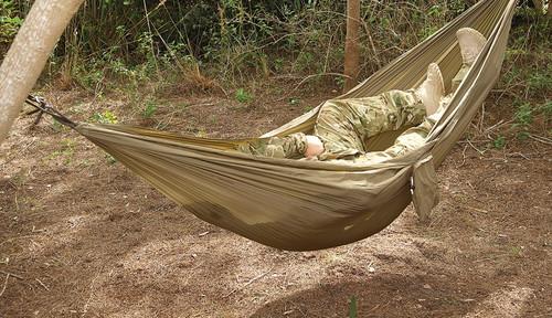 Jungle Hammock w/Mosquito Net
