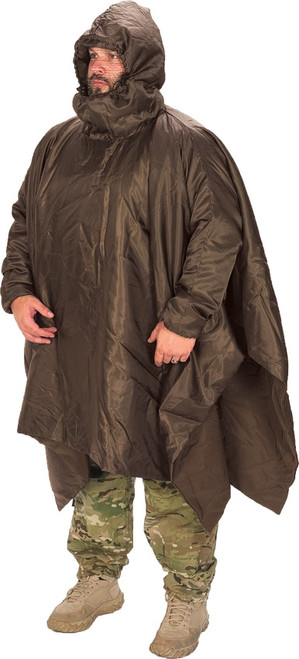 Poncho Liner/Ranger Blanket Coyote Tan