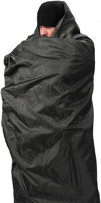 Jungle Blanket Black