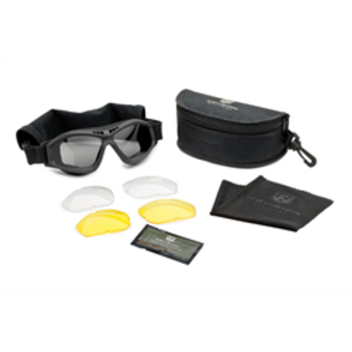 Revision Bullet Ant Tactical Goggle Deluxe - Black
