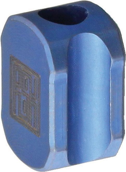 Titanium Hexagon Lanyard Bead RSL1101