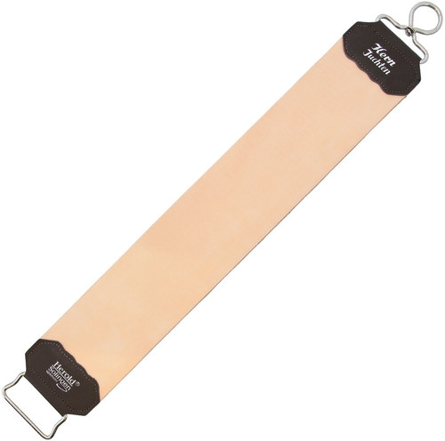 Razor Strop Leather Oil/Nat