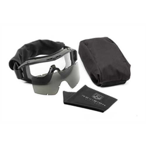 Revision Desert Locust U.S. Military Goggle System - Black