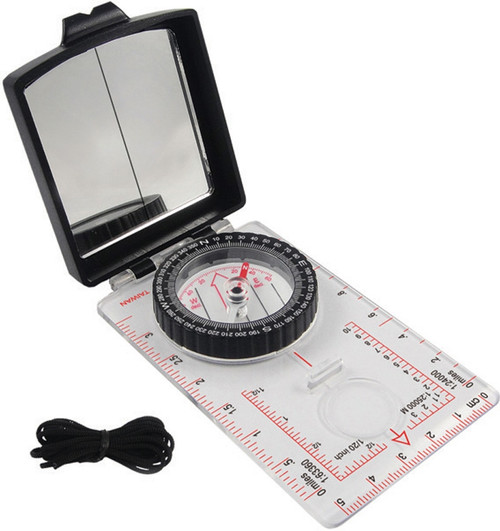 Sighting Compass W/ Mirror