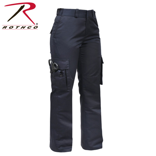 Rothco Women's EMT Pants - Midnight Navy Blue