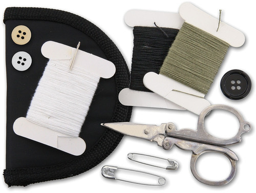 Sewing Kit In  Zipped Pouch