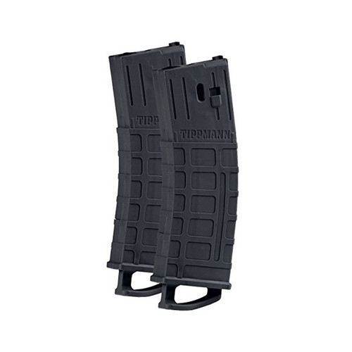Tippmann TMC Magazine - 2 Pack - Black