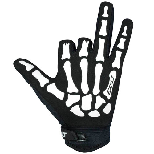 Exalt Death Grip Gloves - White