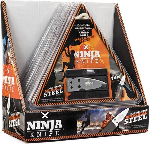 Ninja Knife 12 Pack