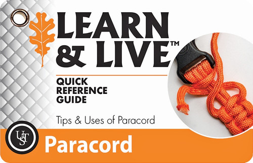 Learn & Live Cards Paracord
