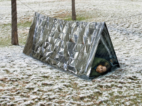 Survival Reflect Tent Silver