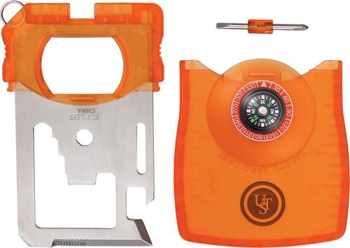 Card Tool Orange