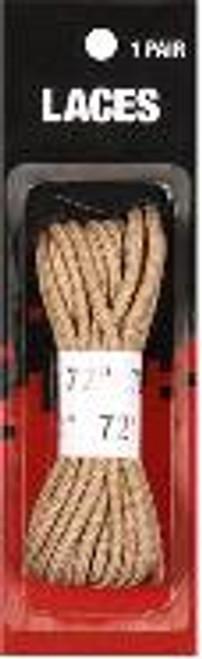 "Nylon Boot Laces 72"" - Desert Tan"