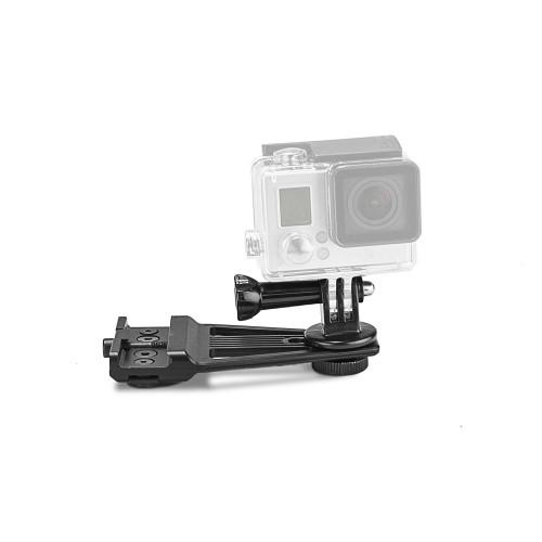VISM Action Camera Mount w/KPM Mounting System (KeyMod/Picatinny/M-LOK)