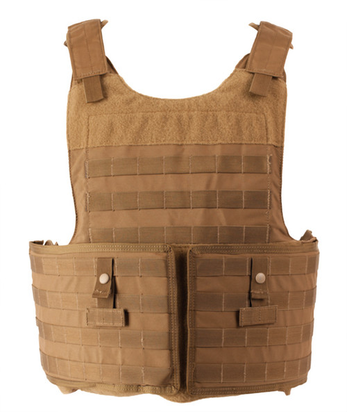 Survival Armor Phantom IIIA Body Armor Lightweight Plate Carrier