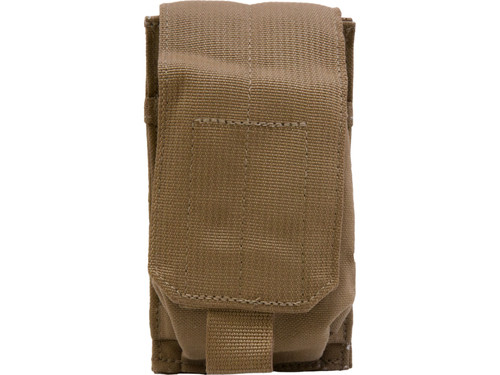 U.S. Armed Forces MOLLE II Multi-Grenade Pouch - Coyote