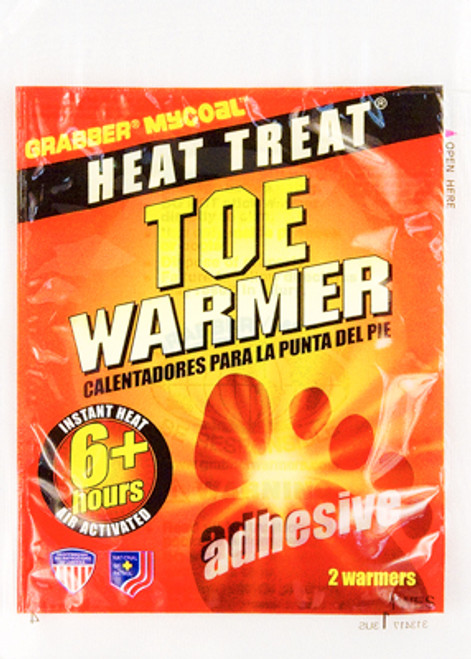 Toe Warmers - 2 Pack