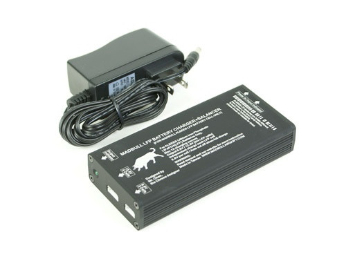 Madbull LFP Battery Charger For Lithium Iron Phosphate