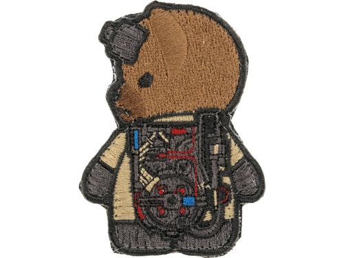 "ORCA Industries ""Kuma Korps - Ghost Buster"" Embroidered Patch"