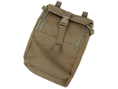 TMC 973 General Purpose MOLLE Pouch - Coyote Brown
