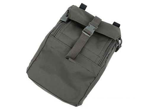 TMC 973 General Purpose MOLLE Pouch - Ranger Green
