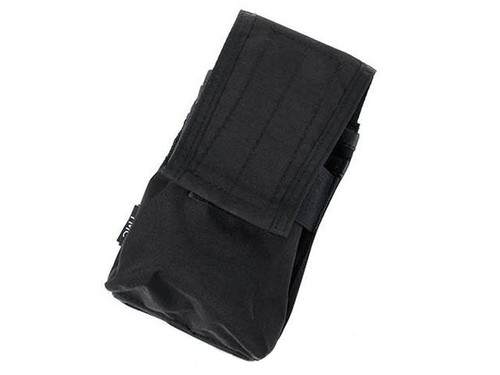 TMC Double Magazine Pouch for 417 Magazines - Black