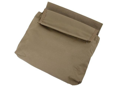 TMC Hook and Loop Roll-Up Dump Pouch - Coyote