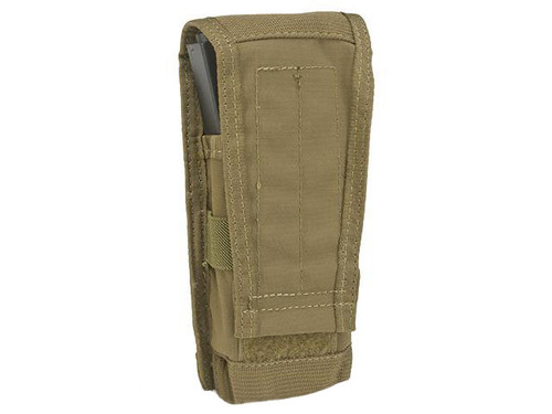 TMC MOLLE Single M4/M16 Magazine Pouch - Coyote Brown