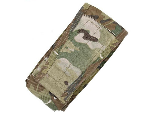 TMC MOLLE Single M4/M16 Magazine Pouch - Multicam