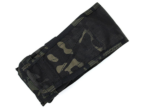 TMC MOLLE Single M4/M16 Magazine Pouch (Color: Multicam Black)