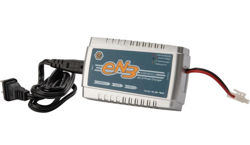 Airsoft Compact Smart Charger for NiMh NiCd AEG Batteries by EV-Peak