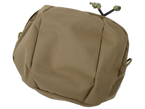 TMC MOLLE Billowed Utility Pouch - Coyote Brown