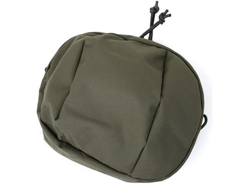 TMC MOLLE Billowed Utility Pouch (Color: Ranger Green)