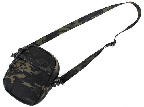 TMC Quick Pocket Auxiliary Equipment Storage Pouch - Multicam Black