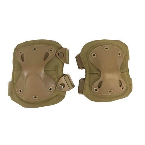 Killhouse Weapons Systems Knee and Elbow Pad Set - Tan