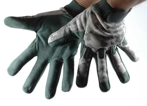 Matrix Special Forces Neoprene Tactical Gloves (Color: ACU / X-Large)