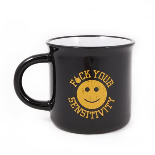 Black Rifle Coffee Company F**K Your Sensitivity Ceramic Mug