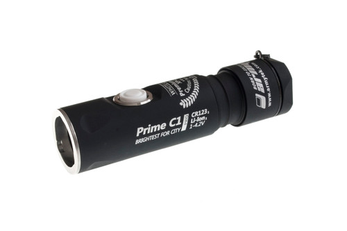 Armytek Prime C1 Pro v3 XP-L (White). Silver
