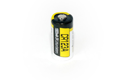 Armytek CR123A lithium 1600mAh battery / PTC protected / Primary
