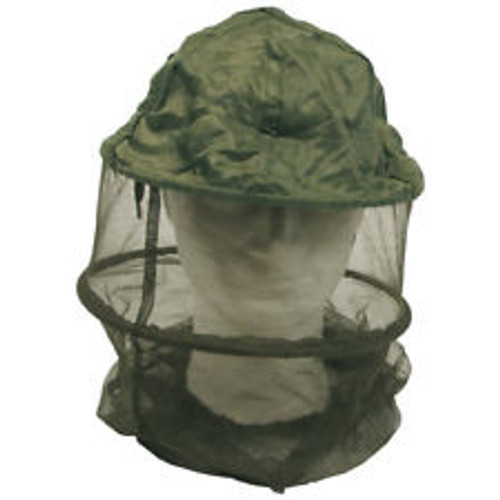 U.S Military Issue Mosquito Head Net