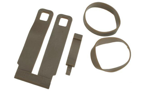 Avengers High Speed Mag Pouch Replacement Straps - Dark Earth