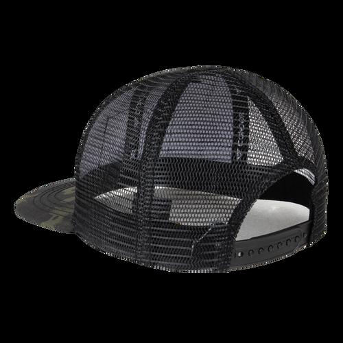 5535173ef3b Condor Flat Bill Trucker Hat with MultiCam Black - Hero Outdoors