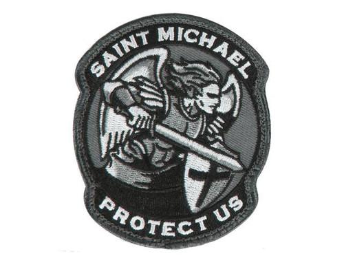 Mil-Spec Monkey Saint-M Modern Hook and Loop Patch - SWAT