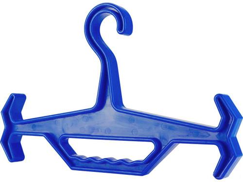 Tough Hook Armor Plate Carrier Hanger (Color: Blue)