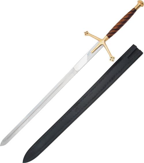 Claymore Sword Wood