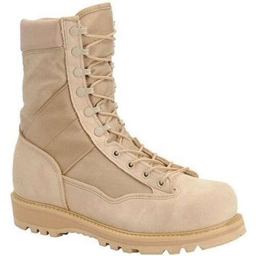 "Corcoran Hot Weather Combat Boots 9"" - Desert Tan"
