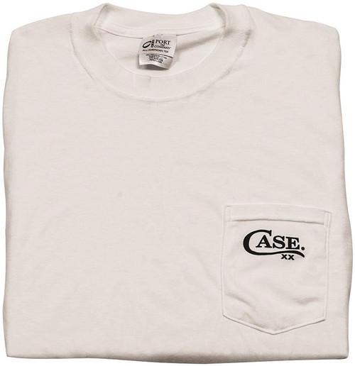 Pocket T-Shirt White XXXL