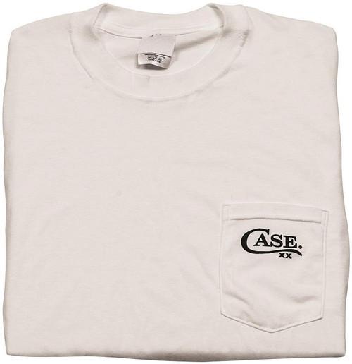 Pocket T-Shirt White XXL